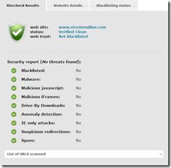 seguridad blog thumb - Escaneo de seguridad en tu blog